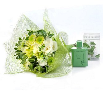 BOUQUET + PERFUME FRESH ESSENCE